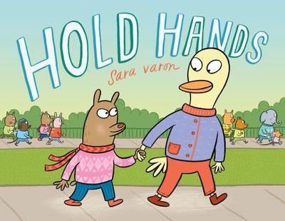 Hold Hands - Varon, Sara