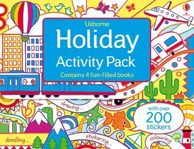 Holiday Activity Pack -