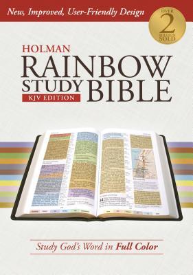 Holman Rainbow Study Bible-KJV - Holman Bible Staff (Editor)