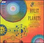 Holst: The Planets; St. Paul's Suite; A Fugal Overture - St. Paul's Cathedral Choristers (choir, chorus); London Festival Orchestra; Ross Pople (conductor)