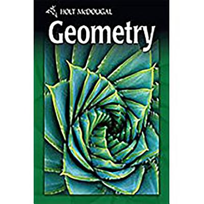 Holt McDougal Geometry: Student Edition 2011 - Holt McDougal (Prepared for publication by)