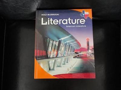 9780547115795: Holt McDougal Literature Texas: Student