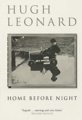 Home Before Night - Leonard, Hugh