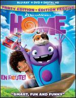 Home [Blu-ray/DVD] [Party Edition] [Includes Digital Copy]