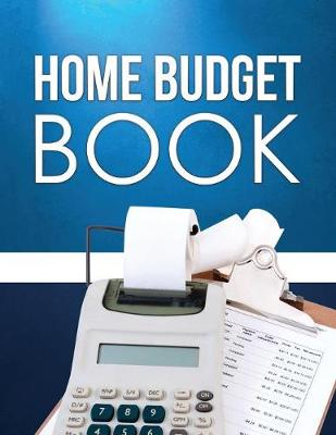 Home Budget Book - Publishing LLC, Speedy