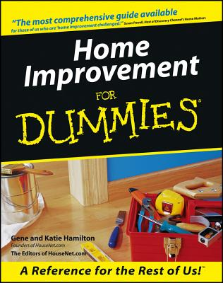 Home Improvement for Dummies(r) - Hamilton, Gene, and Hamilton, Katie