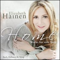 Home: Works for Solo Harp - David DePeters (vibraphone); Elizabeth Hainen (harp)