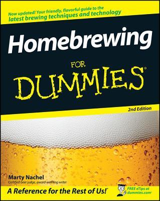 Homebrewing for Dummies - Nachel, Marty
