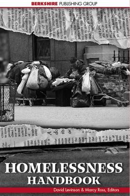 Homelessness Handbook - Levinson, David H (Editor), and Ross, Marcy (Editor)