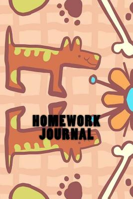 Homework Journal - Wild Pages Press