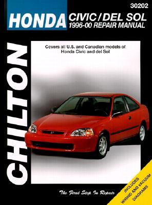 Honda Civic and del Sol: 1996-00 Repair Manual - Maher, Kevin M G
