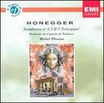 Honegger: Symphonies 1, 2, 3 - Calvin Sieb (violin); Yan Pascal Tortelier (violin); Orchestre National du Capitole de Toulouse; Michel Plasson (conductor)