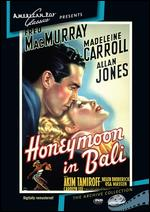 Honeymoon in Bali - Edward H. Griffith