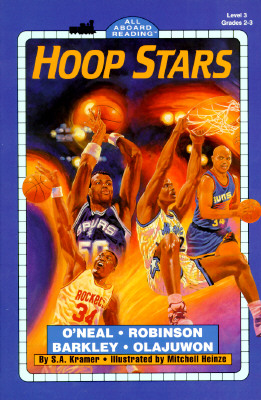 Hoop Stars - Kramer, Sydelle A, and Heinze, Mitchell (Photographer)