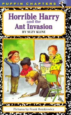 Horrible Harry and the Ant Invasion - Kline, Suzy