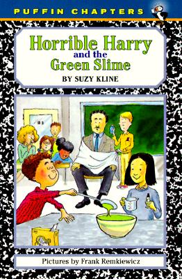 Horrible Harry and the Green Slime - Kline, Suzy