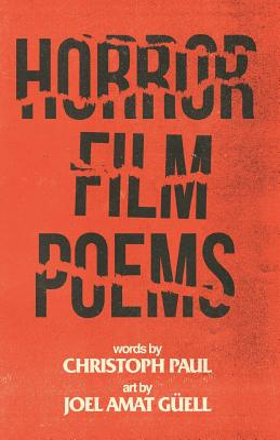 Horror Film Poems - Paul, Christoph