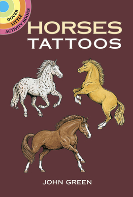 Horses Tattoos - Green, John