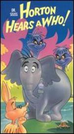Horton Hears a Who! [Blu-ray]