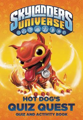 Hot Dog's Quiz Quest: Quiz and Activity Book - Scott, Cavan