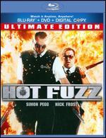 Hot Fuzz [2 Discs] [With Tech Support for Dummies Trial] [Blu-ray/DVD]