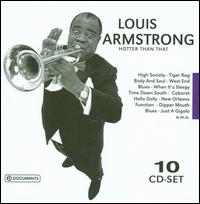 Hotter than That - Louis Armstrong