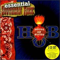 House of Blues: Essential Southern Rock - Various Artists