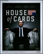 House of Cards: The Complete First Season [4 Discs] [Blu-ray]