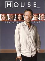 House: Season Five [5 Discs]