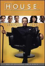 House: Season Seven [5 Discs]