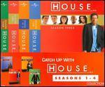 House: Seasons 1-4 [18 Discs]