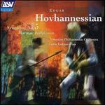 Hovhannessian: Marmar; Symphony No.3
