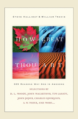 How Great Thou Art - Halliday, Steve, and Travis, William G