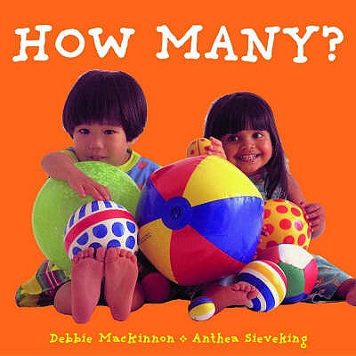 How Many? - MacKinnon, Debbie, and Sieveking, Anthea (Photographer)