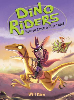 How to Catch a Dino Thief - Dare, Will