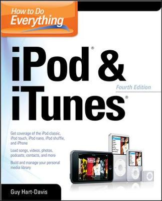 How to Do Everything with IPod and ITunes - Hart-Davis, Guy