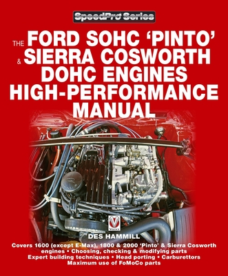 How to Power Tune Ford Sohc 4-Cylinder Engines - Hammill, Des