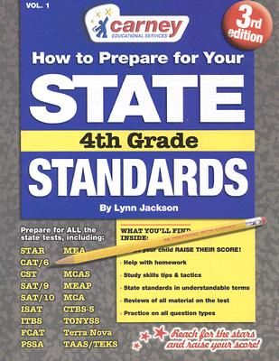 How to Prepare for Your State Standards 4th Grade Volume 1 - Jackson, Lynn