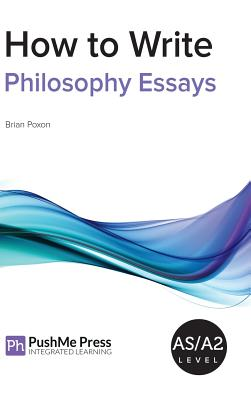 How to write philosophy papers