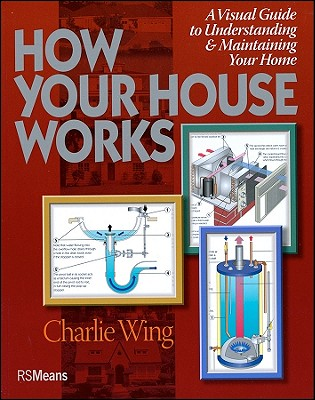 How Your House Works: A Visual Guide to Understanding & Maintaining Your Home - Wing, Charles