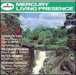 Howard Hanson Conducts Ives, Shuman & Mennin