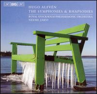 Hugo Alfvén: Symphonies Nos. 1-5; Swedish Rhapsodies - Alf Nilsson (oboe); Christer Johansson (sax); Christina Hogman (soprano); Claes-Håkan Ahnsjo (tenor); Elemér Lavotha (cello);...