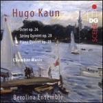 Hugo Kaun: Chamber Music