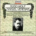 Hugo Wolf: Fragment of an Opera; Songs from Spanisches Liederbuch - Christoph Spath (vocals); Cornelius Hauptmann (vocals); Hartmut Höll (piano); Josef Protschka (vocals);...
