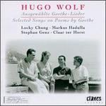 Hugo Wolf: Goethe Lieder