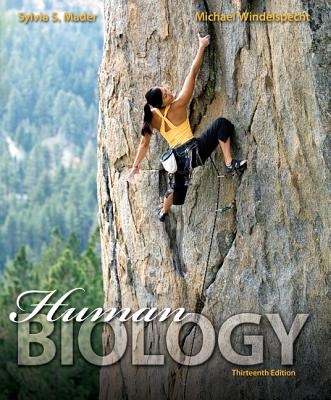 Human Biology - Mader, Sylvia S, and Windelspecht, Michael