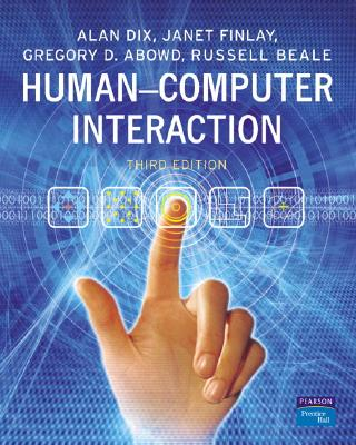 Human-Computer Interaction - Dix, Alan