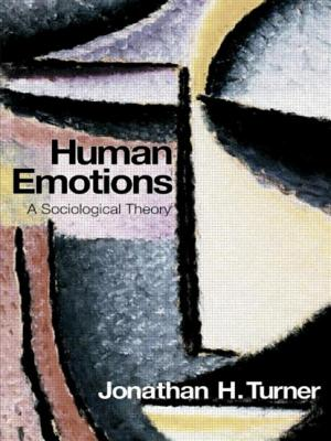 Human Emotions: A Sociological Theory - Turner, Jonathan H