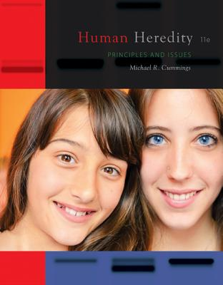 Human Heredity: Principles and Issues - Cummings, Michael