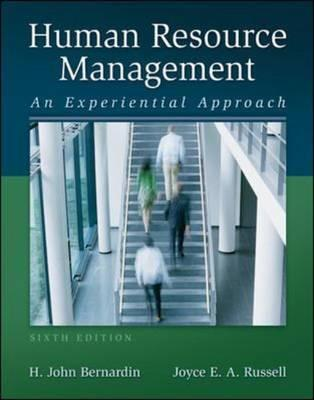 Human Resource Management - Bernardin, H. John